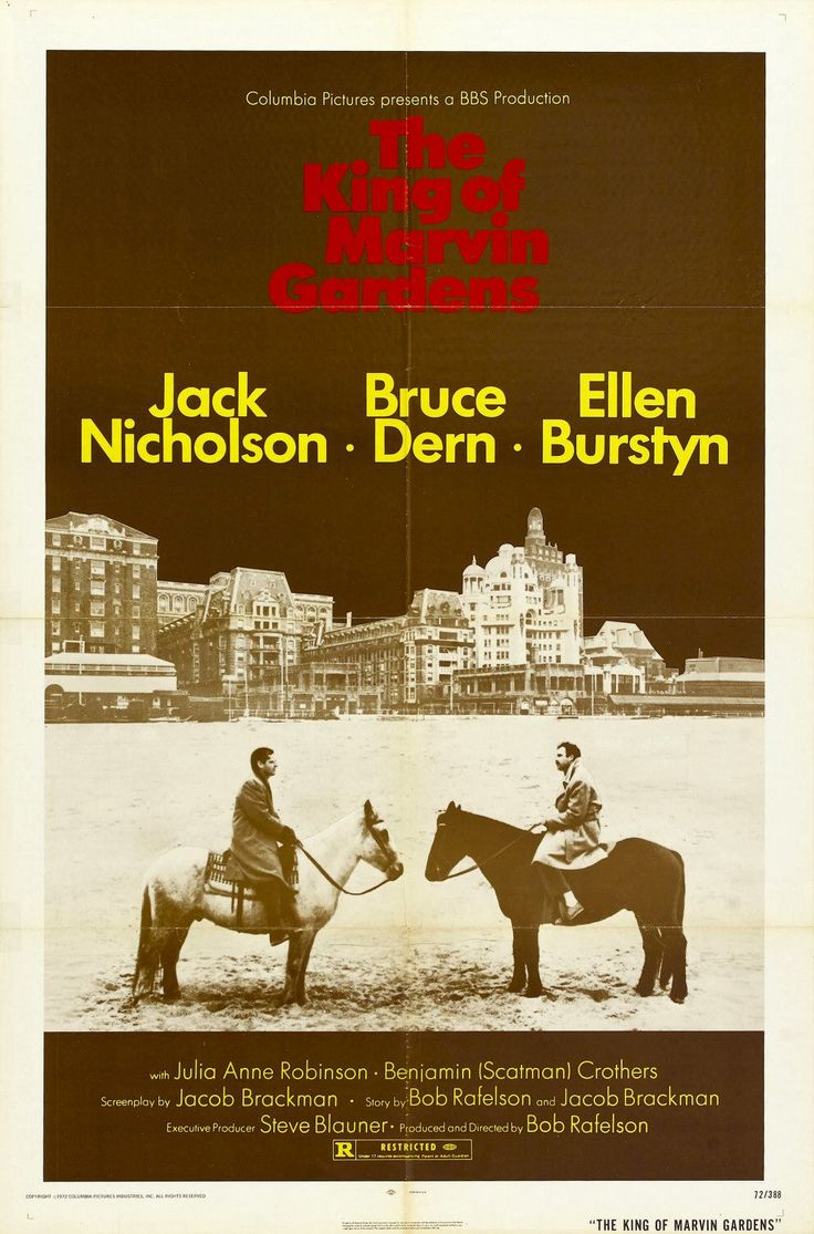 images about jack nicholson movies good and bad the king of marvin gardens movie poster 27 x 40 jack nicholson bruce dern a entertainment memorabilia movie memorabilia posters