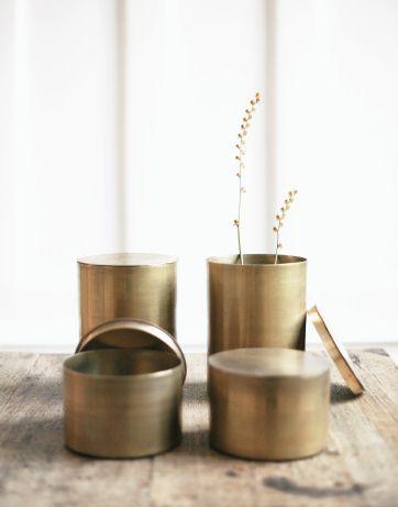 Brass Jar | Nyheter | Artilleriet | Inredning Göteborg