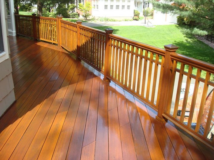 sikkens natural sealer on mahogany seal a deck mahogany deck