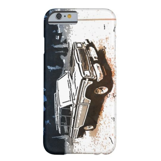 Stylish jeep Grand Wagoneer Barely There iPhone 6 Case