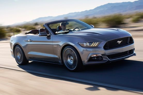 TOTD: Pick a Convertible - 2015 Ford Mustang or 2014 Chevrolet Camaro?