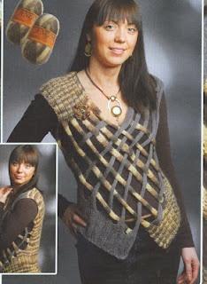 tejidos dos agujas y crochet