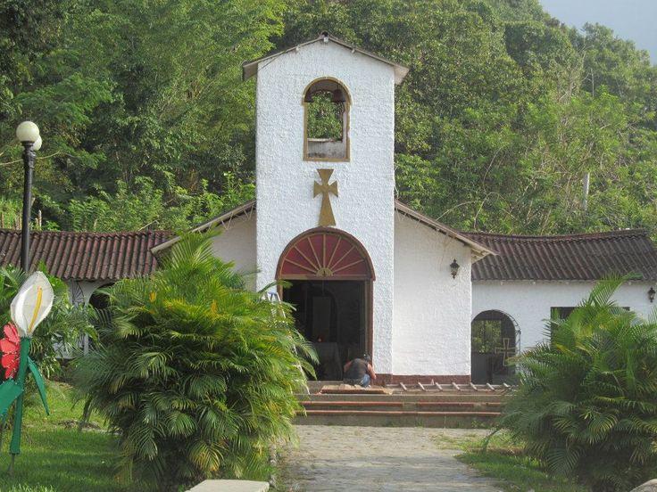 Iglesia de Minca - Santa Marta ,Colombia