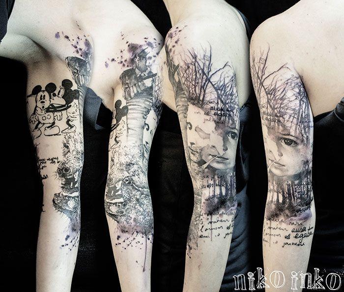 tatouage de niko inko  (1)