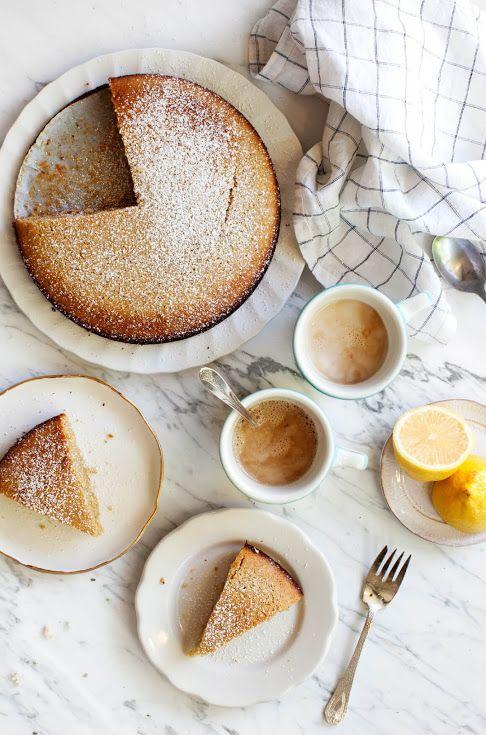 Julia Turshen's Afternoon Lemon Cake