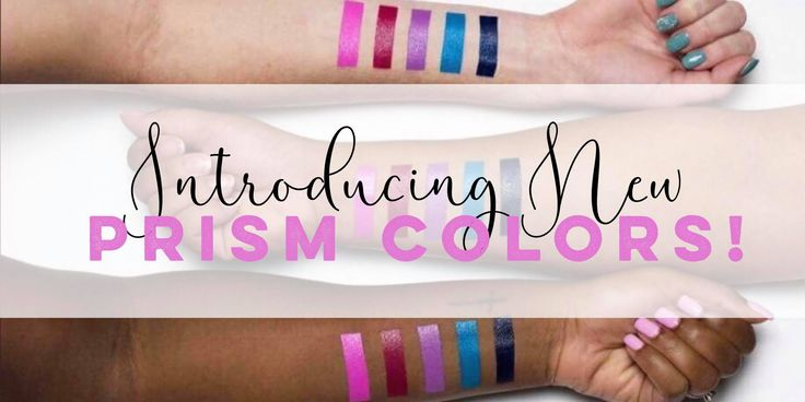 INTRODUCING NEW PRISM COLORS! Take a look at our new lip colors! LipSense is keeping up with the trends, I think mod megenta is going to be my favorite! Which color do you like best? #myblog #denisedeihl #lipsense #limitededition #lipcolor #lipstick #longlastinglipstick #beauty