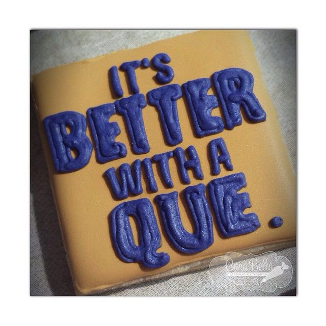 Omega Psi Phi cookie