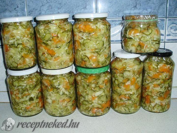 Nyári savanyúság télire recept | Receptneked.hu (olcso-receptek.hu) - A legjobb képes receptek egyhelyen