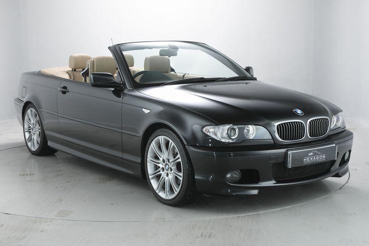 BMW 325CI M SPORT CONVERTIBLE (E46) AUTO (2006)