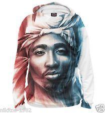 2Pac Exclusive cool man Hoodie Shakur Tupac Rap Hip Hop Music 9 Full print PB #hiphopoutfits
