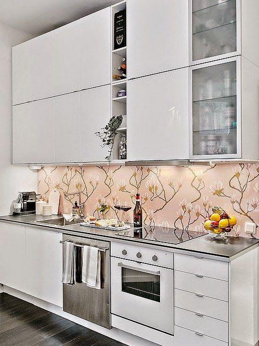 Jurnal de design interior - Amenajări interioare : Apartament de două camere în doar 49 m²