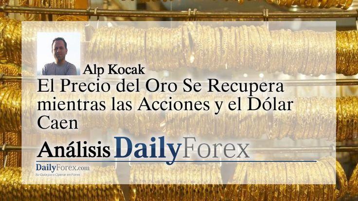 El Precio del Oro Se Recupera mientras las Acciones y el Dólar Caen | EspacioBit -  https://espaciobit.com.ve/main/2017/06/28/el-precio-del-oro-se-recupera-mientras-las-acciones-y-el-dolar-caen/ #Forex #DailyForex #Precio #Oro #Gold #Mercado