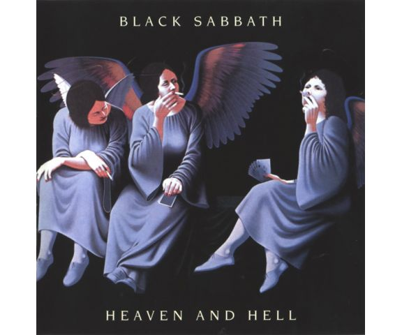 heaven and hell black sabbath album covers pinterest black sabbath heavens and black. Black Bedroom Furniture Sets. Home Design Ideas