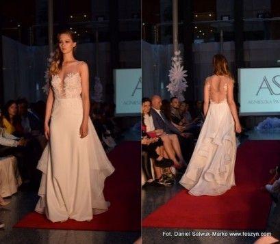 Pokaz mody Agnieszka Światły Więcej: http://feszyn.com/sofitel-fashion-show-relacja/  #fashion #moda #styl #pokazmody #suknieślubne #wedding #pannamłoda #bride #suknie #dress