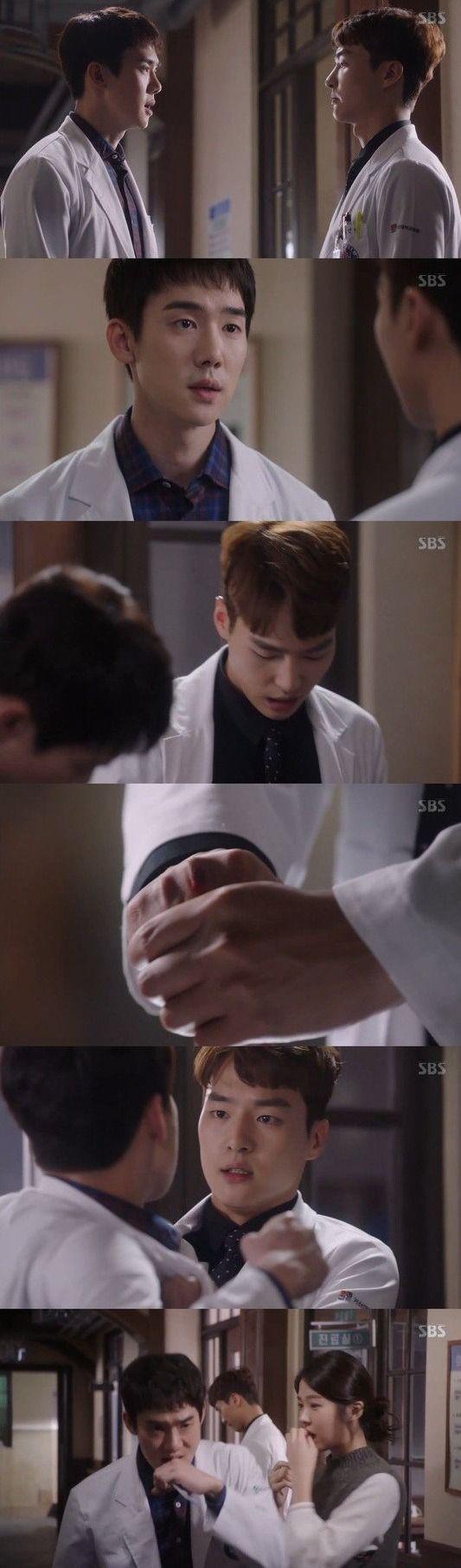 [Spoiler] Added episode 7 captures for the #kdrama 'Romantic Doctor Teacher Kim'