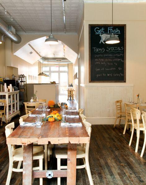 Best Reclaimed Restaurant Images On   Restaurant