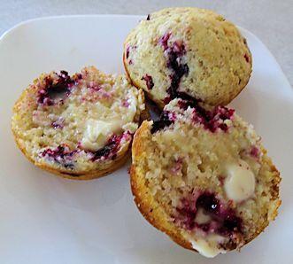 Haskap Muffins