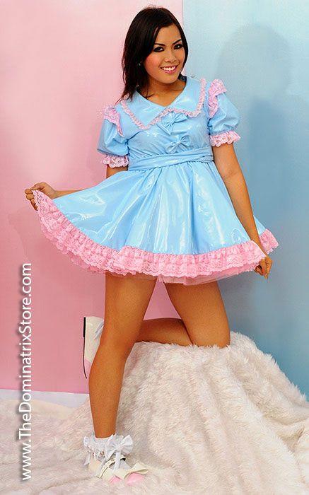 Adult Baby Sissy Kleidung