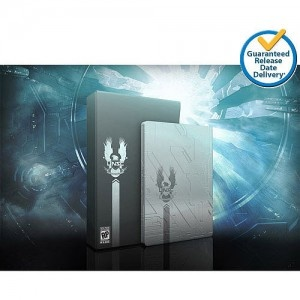 #Halo4 Limited Collector's Edition (Xbox 360) w/ Wal-Mart Exclusive Armor Skin, $99.96.