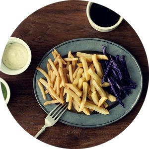ABOUT | AND THE FRIET(アンド ザ フリット)
