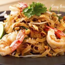 #RECETAS_en_ESPAÑOL / Pad Thai de camarón (Fideos fritos estilo Thai) @ allrecipes.com.mx http://allrecipes.com.mx/receta/9250/pad-thai-de-camar-n--fideos-fritos-estilo-thai-.aspx