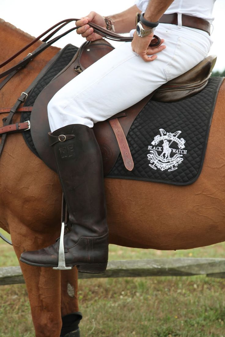 Equestrian style