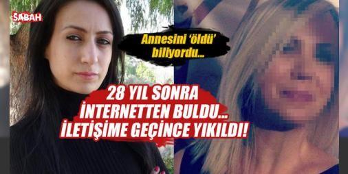 32 yaşında bulduğu annesi görüşmek istemedi : İzmirde yaşayan 32 yaşındaki Gülşah Öznohutçu öldü diye bildiği ve kendisi 2 yaşındayken evi terk edip gittiği öne sürülen annesi 51 yaşındaki N.İ.nin yaşadığını 28 yıl sonra öğrenince çok sevindi....  http://www.haberdex.com/magazin/32-yasinda-buldugu-annesi-gorusmek-istemedi/94057?kaynak=feeds #Magazin   #annesi #gittiği #edip #terk #öne