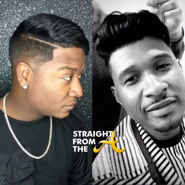 Google Image Result For Https Straightfromthea Com Wp Content Uploads 2019 01 Yung Joc Usher Jpg Yung Joc Hair Guys Image