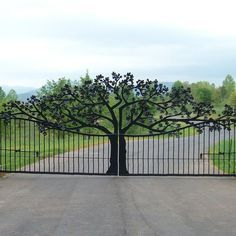 What a great gate.