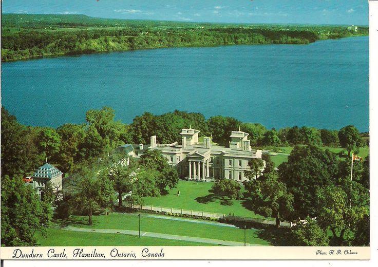 My vintage PC of Dundurn Castle-Gloria Kovacs-Nickolis
