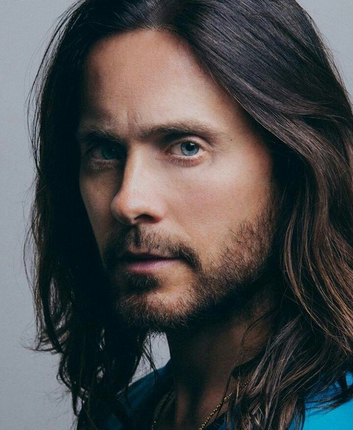 Pin By Giselle L Ve Rock On Jared Leto Jared Leto Shirtless Jared Leto Long Hair Jared Leto Hot