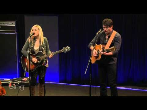 American Young - Love Is War (Bing Lounge) - YouTube