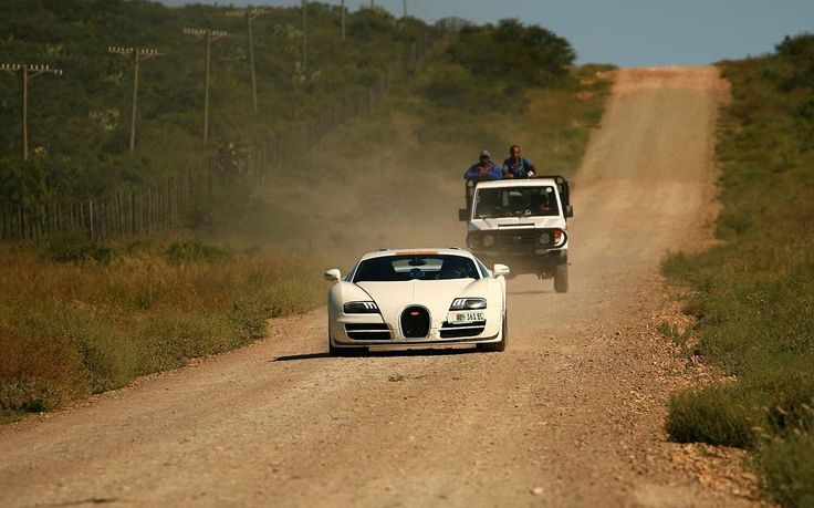 #TBT to when there was a Bugatti Veyron Grand Sport Vitesse off-roading in South Africa   #ExoticSpotSA #Zero2Turbo #SouthAfrica #Bugatti #Veyron #GrandSport #Vitesse