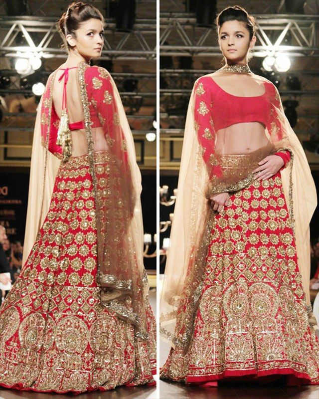 Stunning Wedding Lehengas Under Rs. 10,000 Every Bride-To-Be Will Fall In Love With - BollywoodShaadis.com