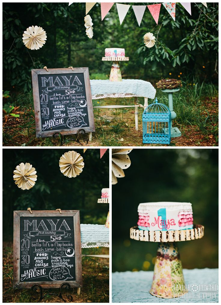 Searcy, Arkansas Children's Photography {Maya Kate is ONE} » Taylor Howard Photography
