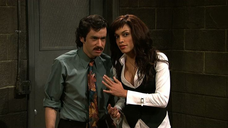 """Saturday Night Live: La Policia Mexicana Haha - for after """"the first semester of spanish love song"""""""