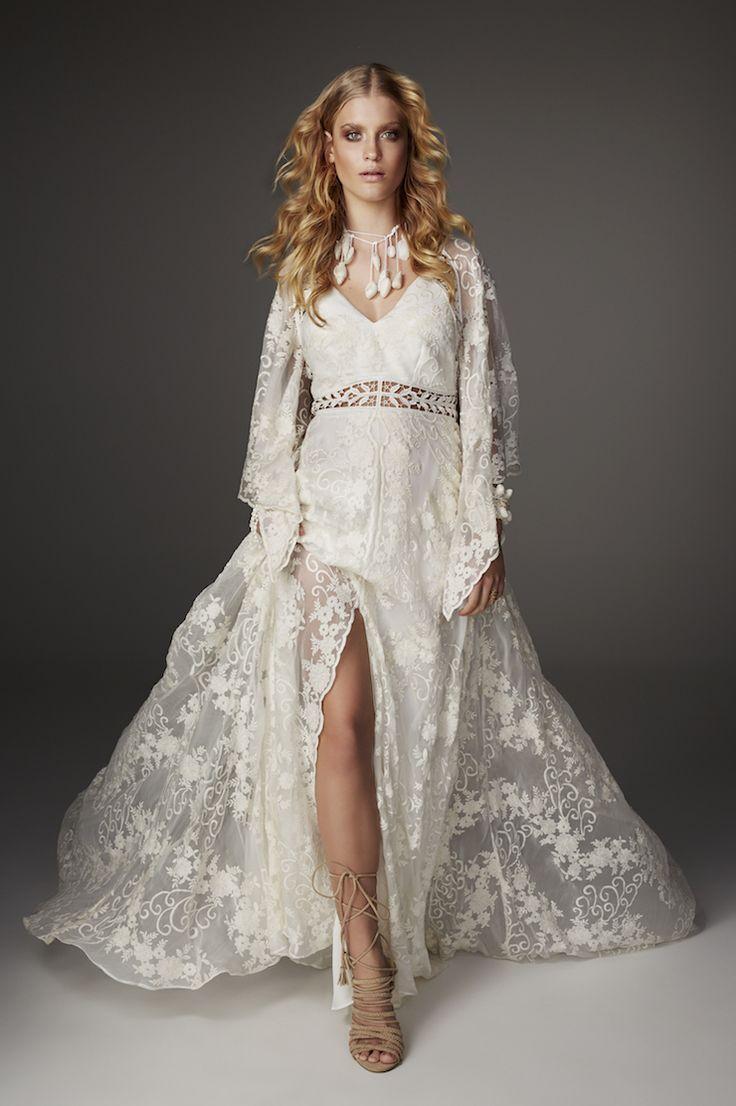 Hunter Gown #ruedeseine #lovespell