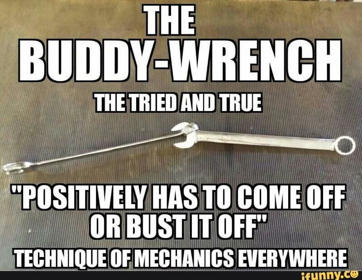 Give me lever, and I could move the world. That or break the tool I'm using to break loose the bolt/nut.