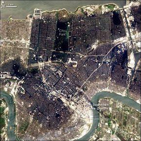 Hurricane Katrina: Facts, Damage & Aftermath   LiveScience