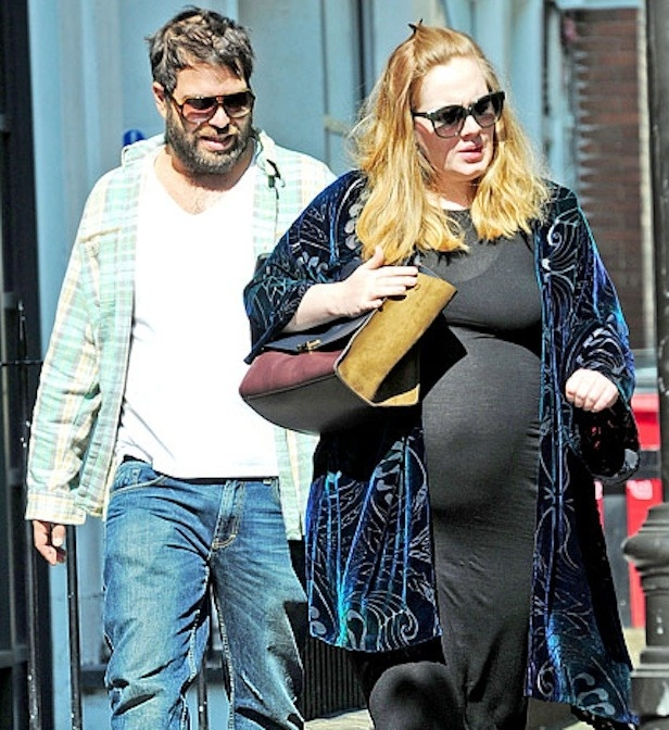 Adele Baby Fine: New Mom Has To Pay Up