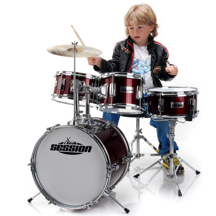 XDrum detské bicie - Hudobné nástroje - Music Shop - eplay.sk