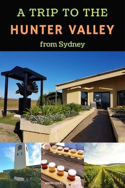 Why a trip to the Hunter Valley is worth adding to you Sydney Itinerary.