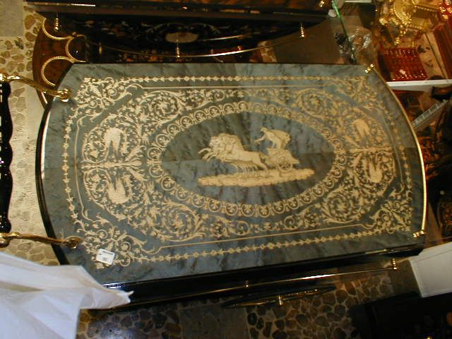 17 best images about intarsia sorrento marquetry on for Table 52 naples