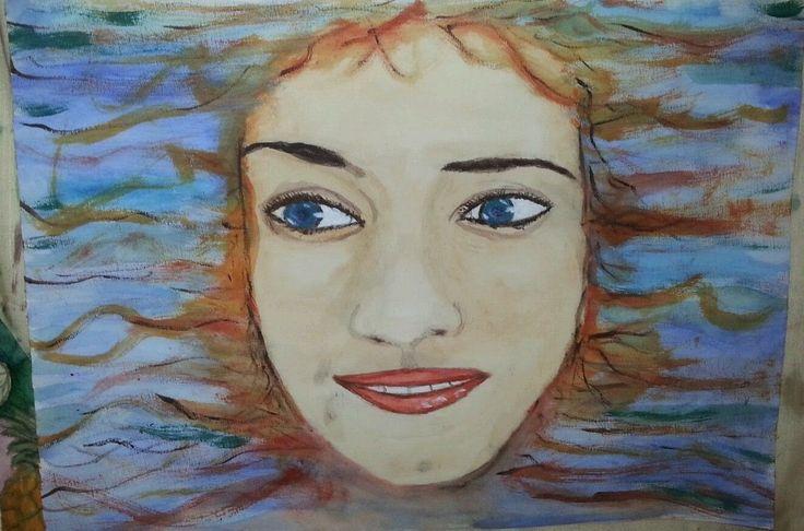 Chica del Mar by Douglas Chadiz