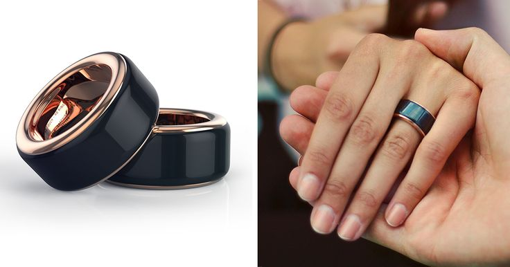 Ring That Lets You Feel The Heartbeat Of Your Loved One In Real Time No Matter Where You Are | Bored Panda