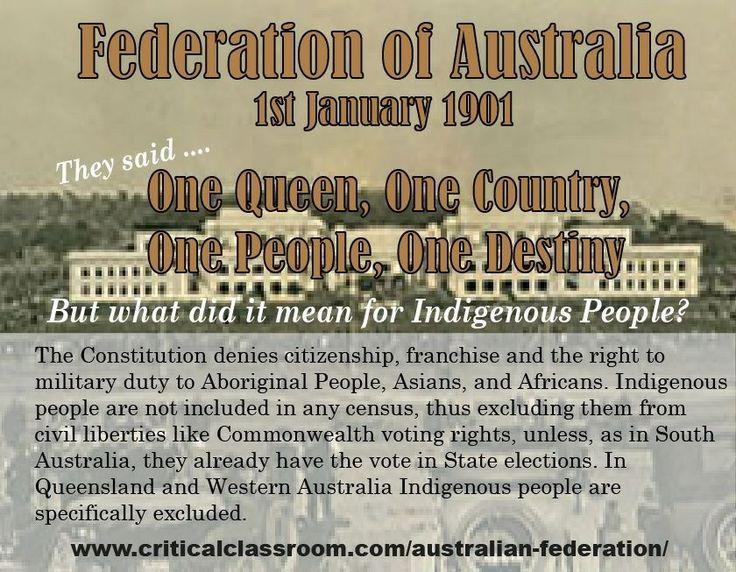 Australian+Federation