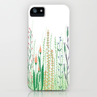 Meadow iPhone & iPod Case by Babiole Design - $35.00