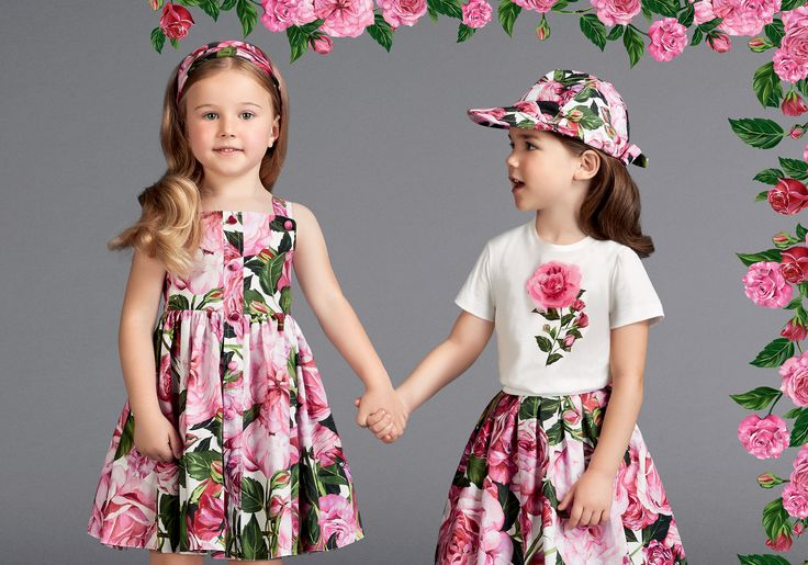 Discover The New Dolce Amp Gabbana Children Girl Collection