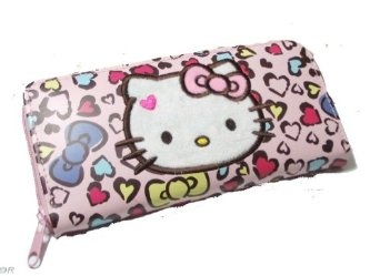 Amazon.com  Hello Kitty Pink Leopard Heart Faux Patent Leather 8