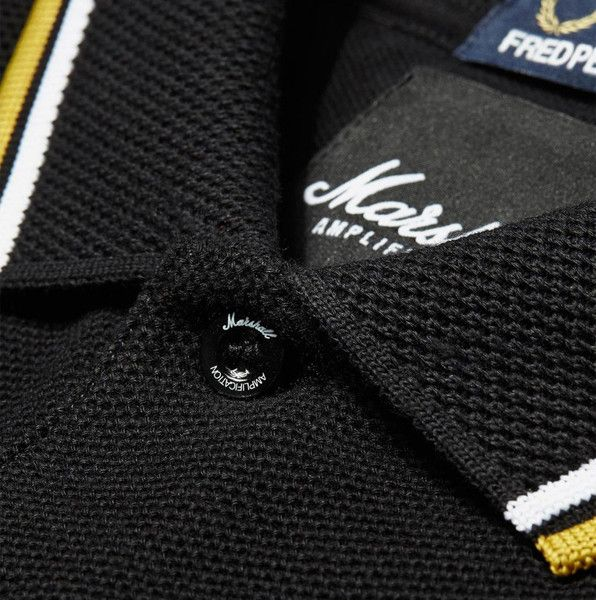Marshall fred Perry